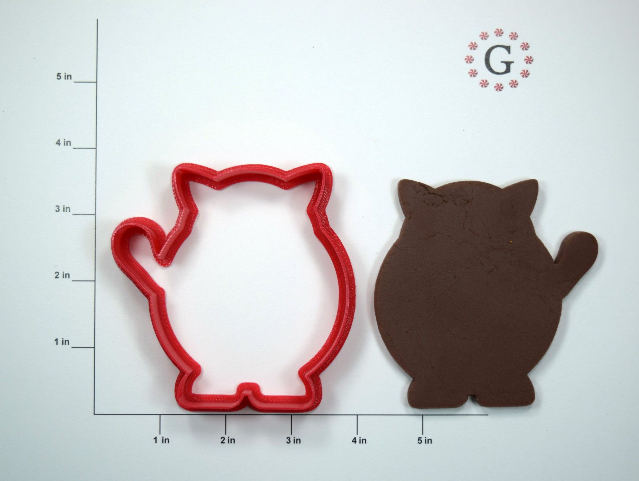 Polly Pig Cookie Cutter