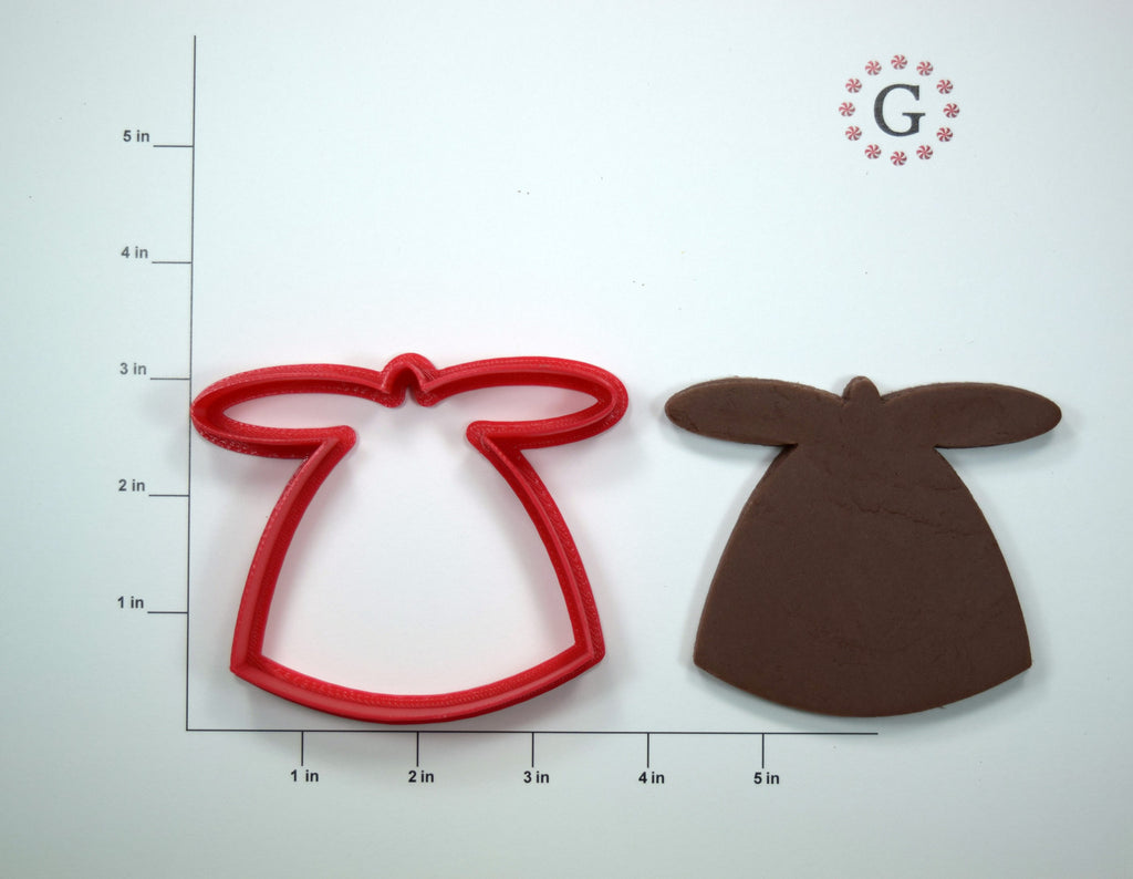 Propeller Hat Cookie Cutter