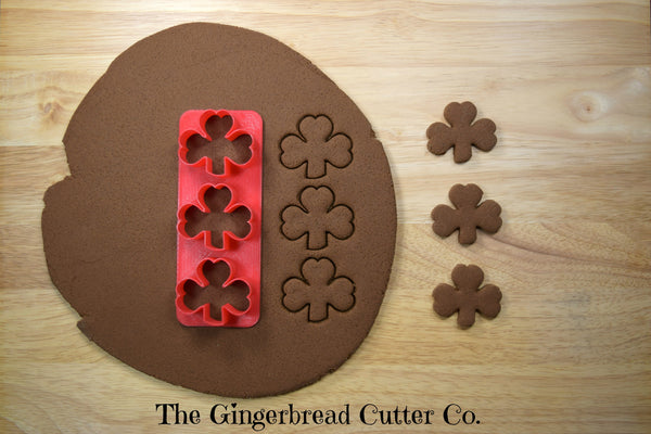 Clover Mini Cookie Cutter Stick