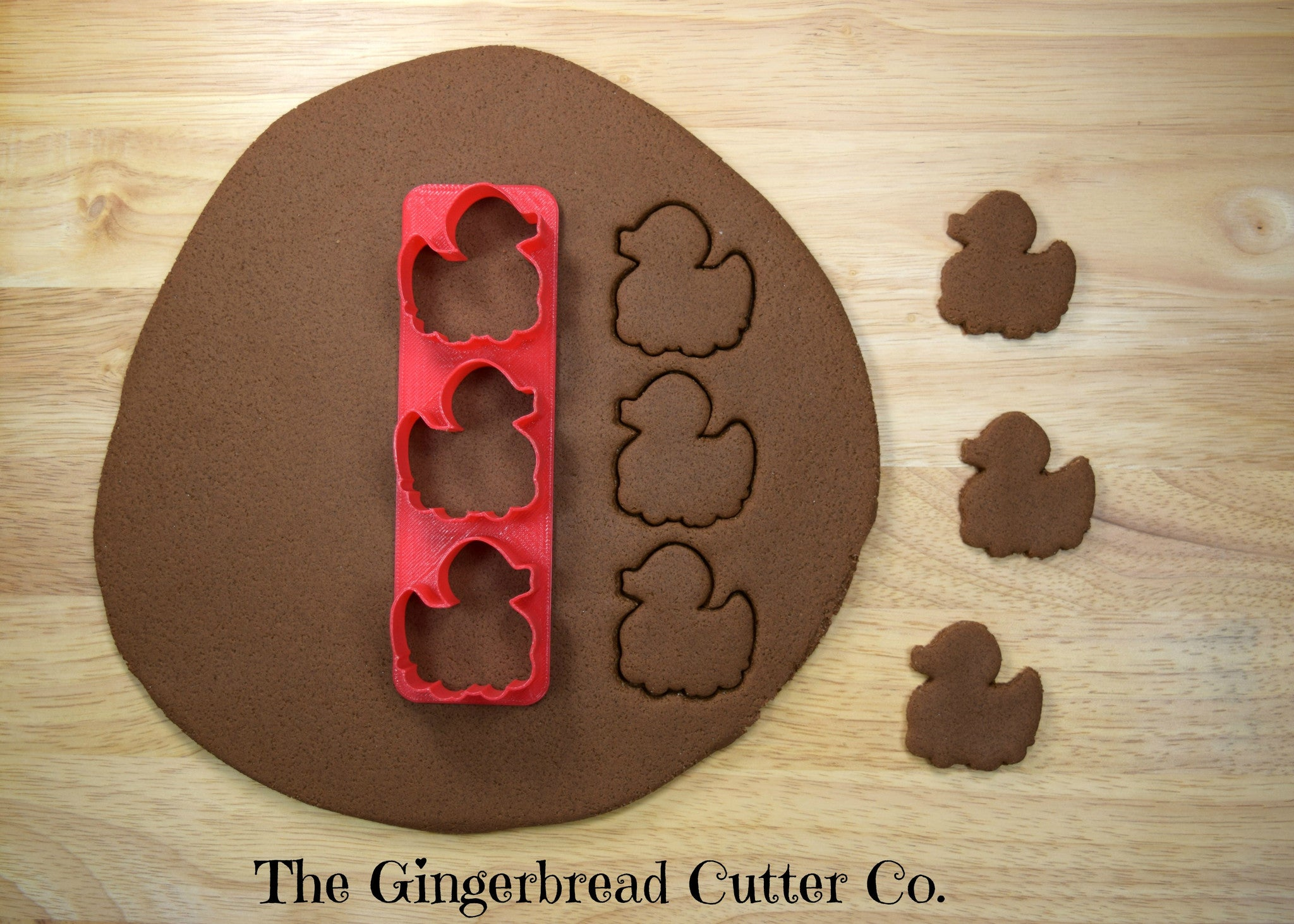 Rubber Ducky Mini Cookie Cutter Stick