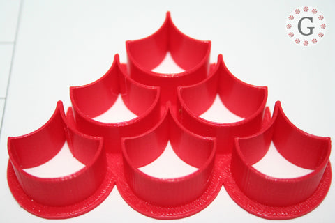 "1"" Scale 6-Count Cutter"