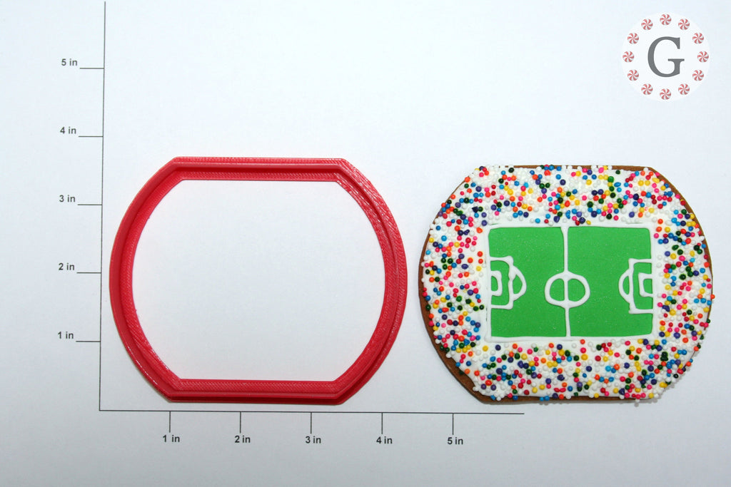 Stadium Cookie Cutter
