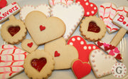 Wide Heart Cookie Cutter