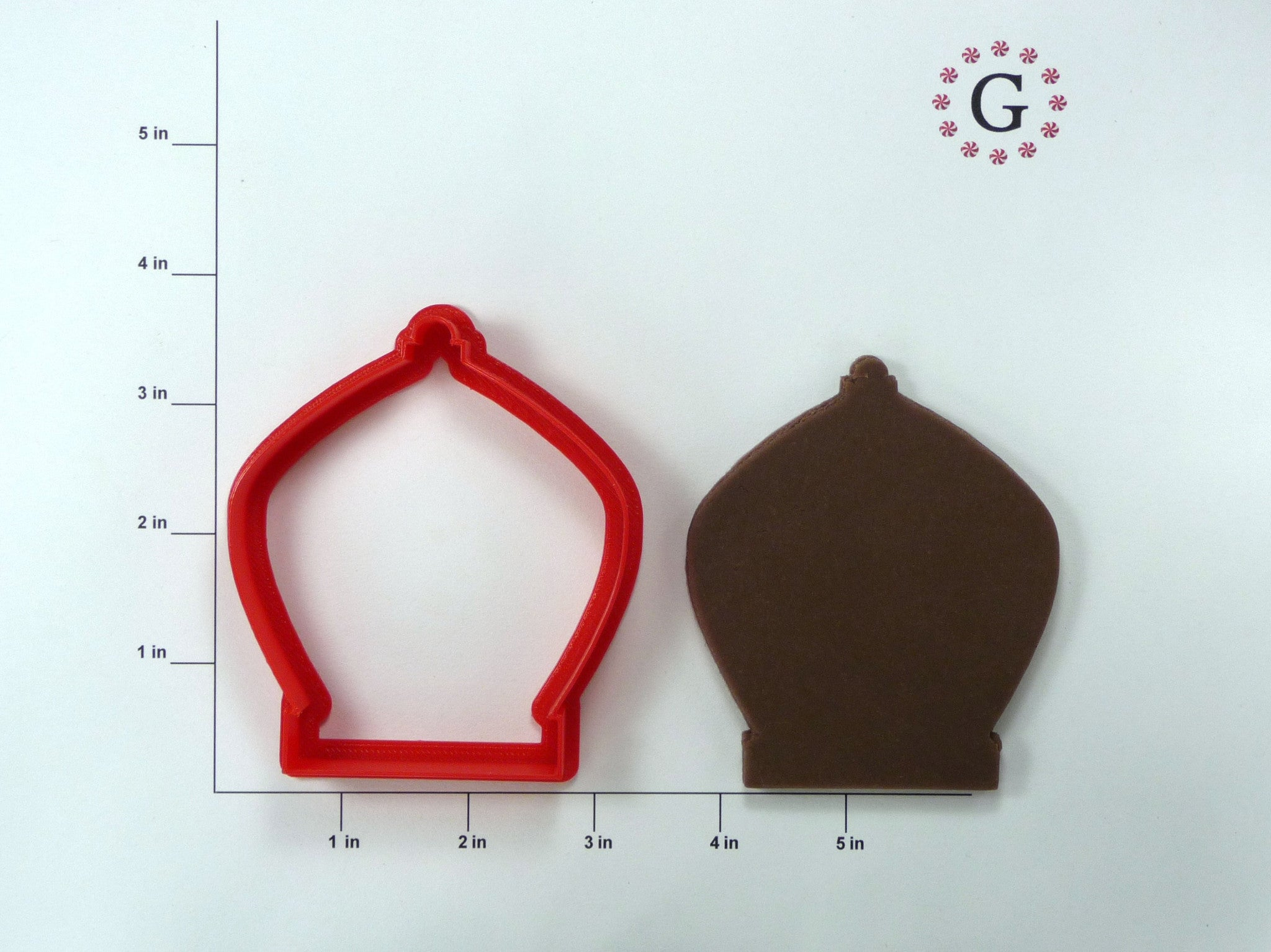 Birdcage - Wide Cookie Cutter