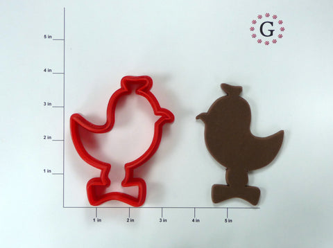 Birdie Cookie Cutter