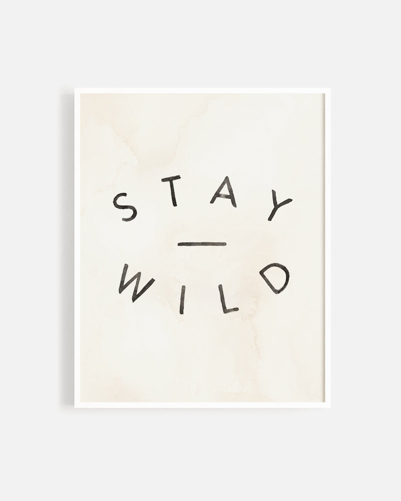 Stay Wild Print Spring - Rylee + Cru | Kids Clothes | Trendy Baby Clothes | Modern Infant Outfits |