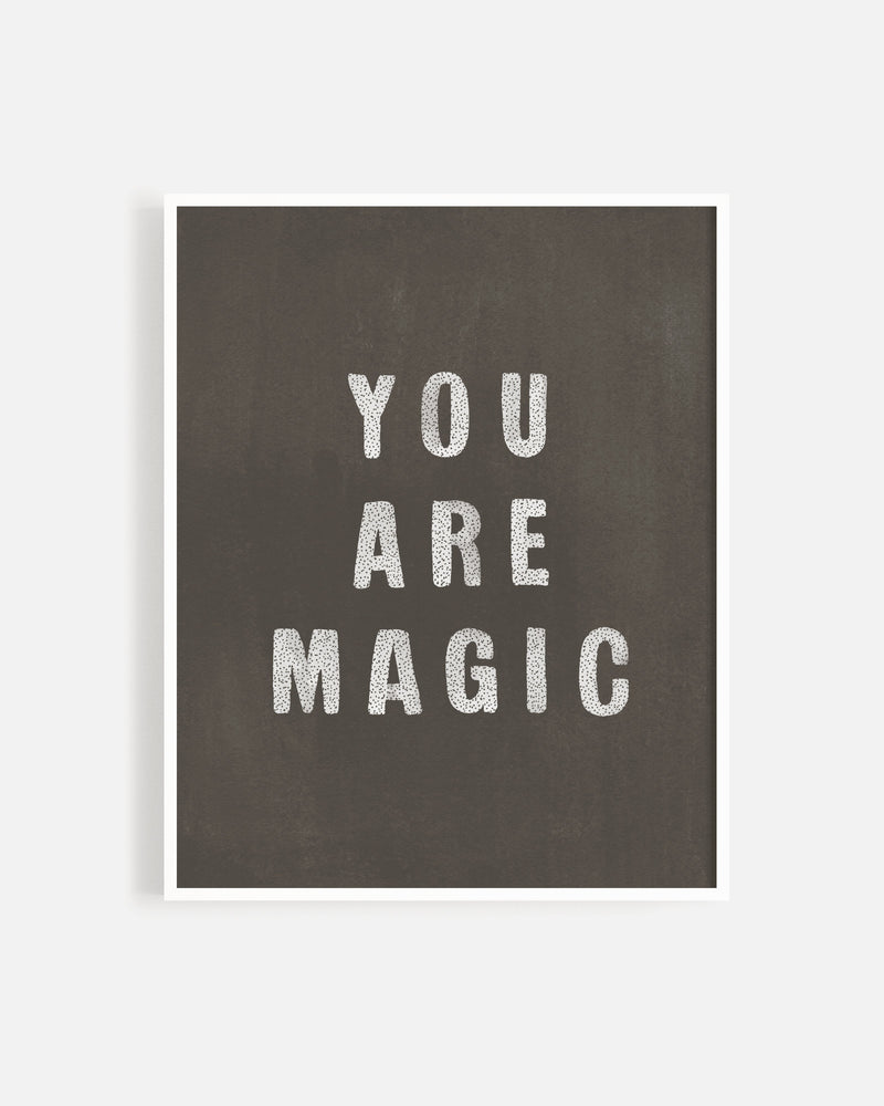 You are Magic Print Spring - Rylee + Cru | Kids Clothes | Trendy Baby Clothes | Modern Infant Outfits |