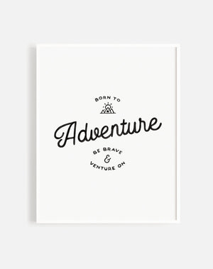 Adventure On Print - Rylee + Cru