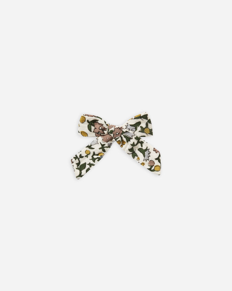 girl bow || enchanted garden - Rylee + Cru