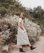 Dainty Leaves Kat Dress - Rylee + Cru
