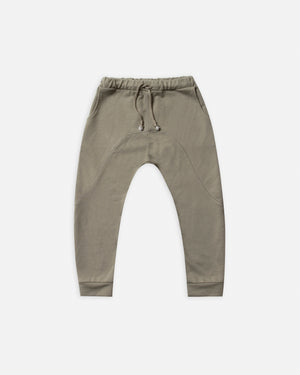 james pant || olive - Rylee + Cru