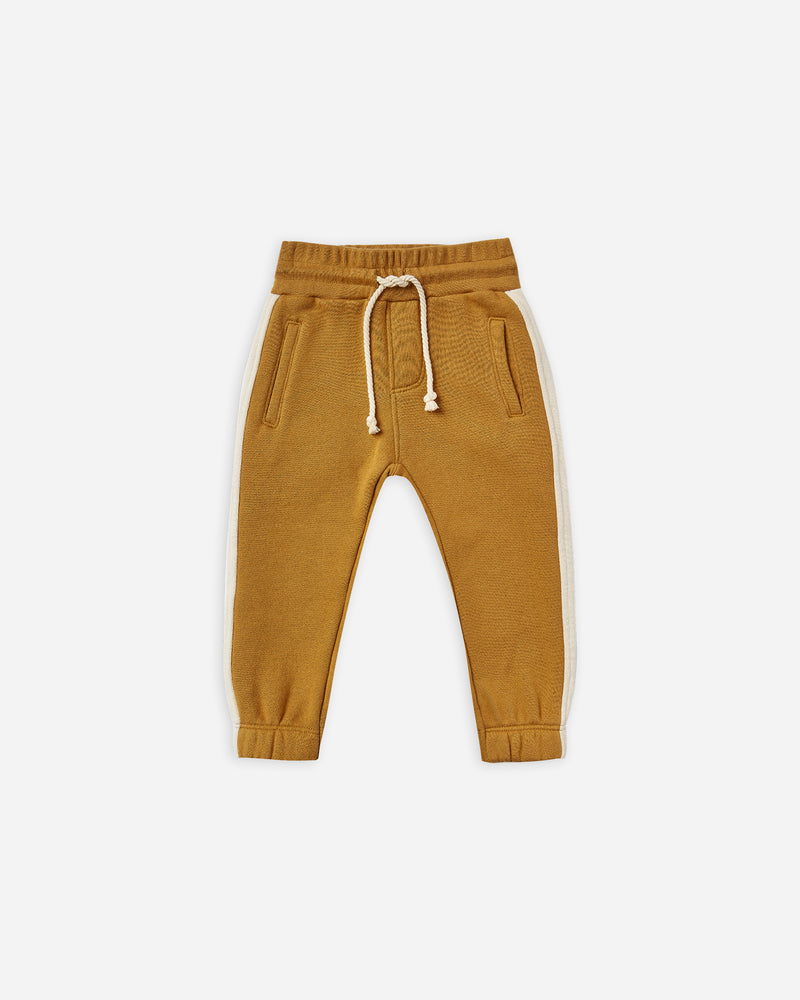 jogger pant || goldenrod - Rylee + Cru | Kids Clothes | Trendy Baby Clothes | Modern Infant Outfits |