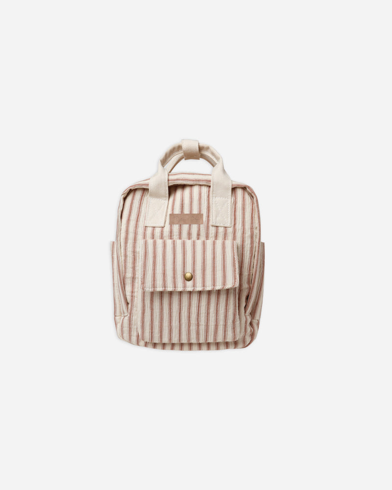mini backpack || amber stripe - Rylee + Cru | Kids Clothes | Trendy Baby Clothes | Modern Infant Outfits |