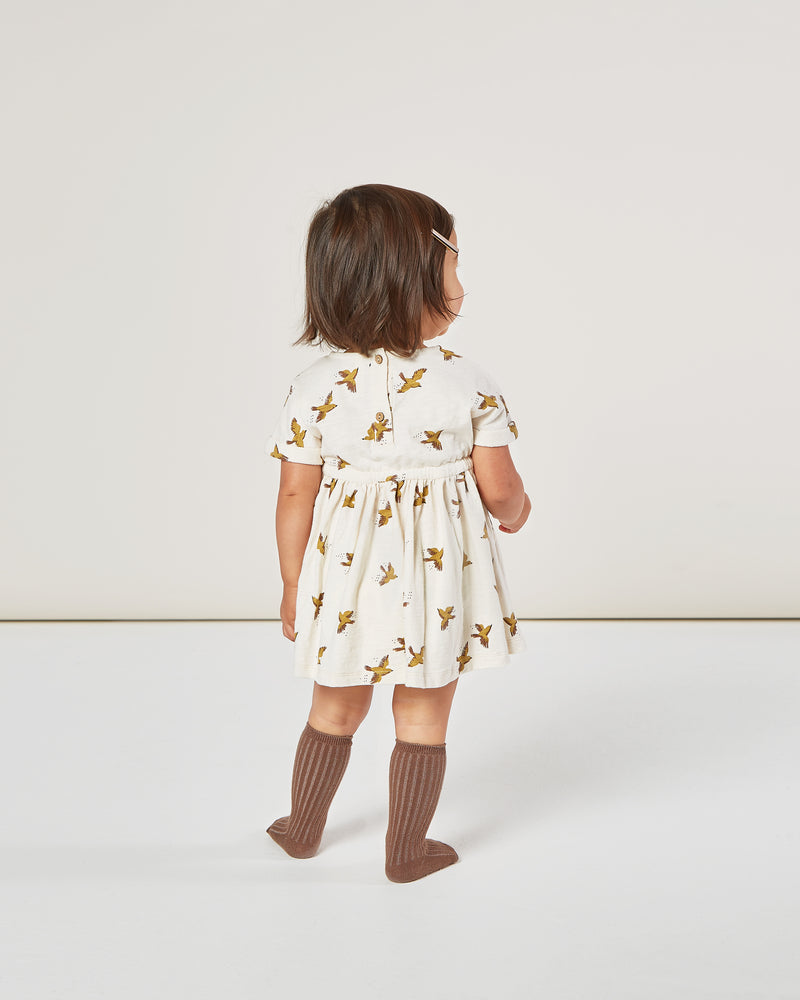kat dress || songbirds - Rylee + Cru | Kids Clothes | Trendy Baby Clothes | Modern Infant Outfits |