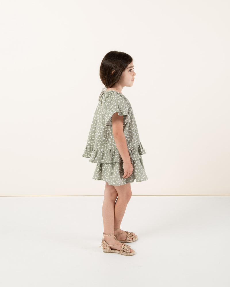 mini skirt || butterfly - Rylee + Cru