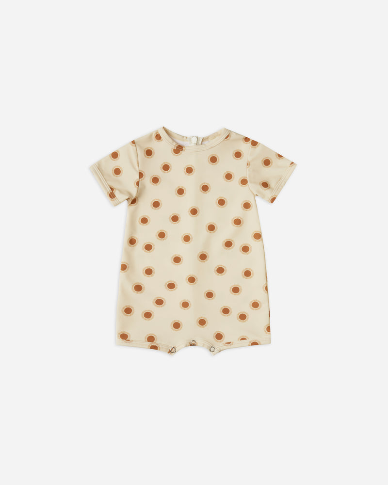 shorty onepiece || suns - Rylee + Cru | Kids Clothes | Trendy Baby Clothes | Modern Infant Outfits |