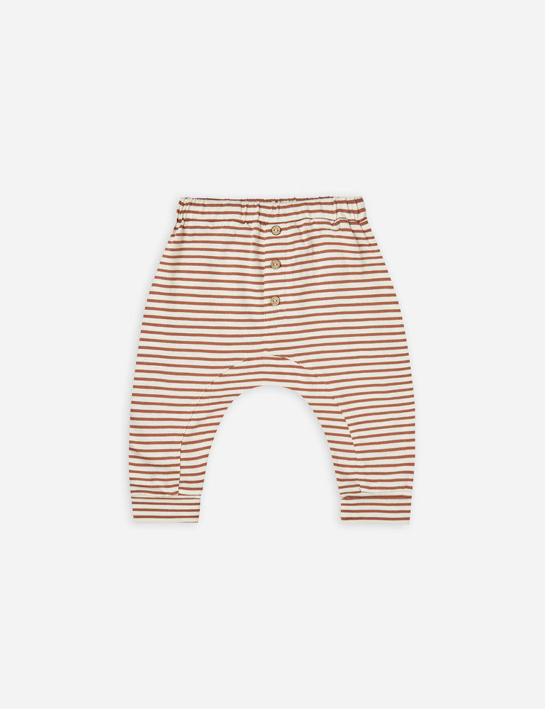 baby cru pant || amber stripe - Rylee + Cru | Kids Clothes | Trendy Baby Clothes | Modern Infant Outfits |