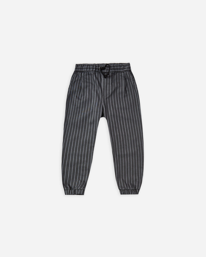 beau pant || washed indigo - Rylee + Cru | Kids Clothes | Trendy Baby Clothes | Modern Infant Outfits |