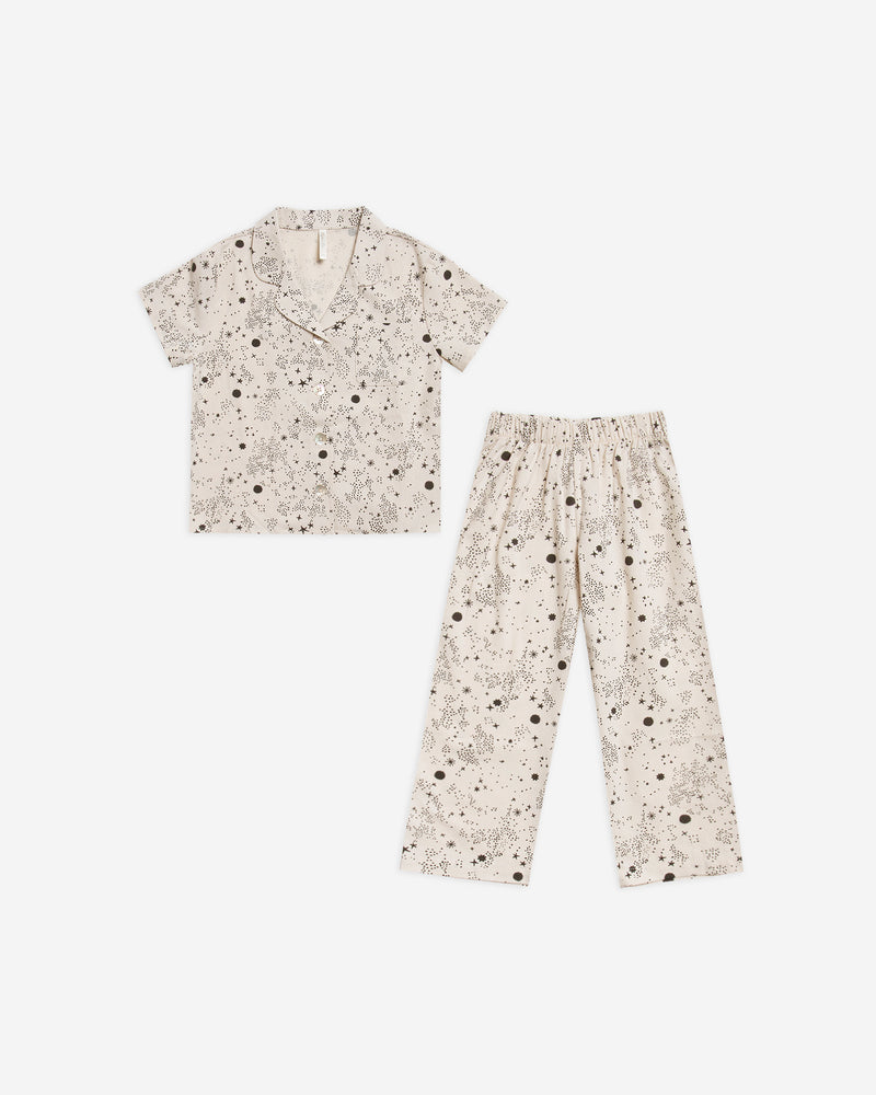 girls pajamas set || stardust - Rylee + Cru