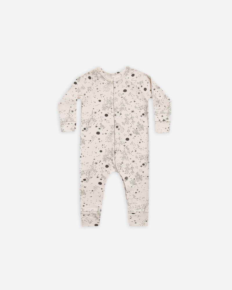 long john pajamas || stardust - Rylee + Cru | Kids Clothes | Trendy Baby Clothes | Modern Infant Outfits |