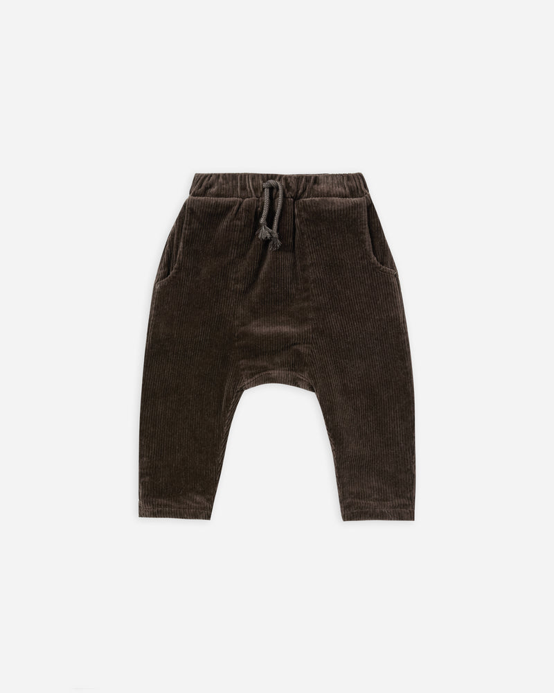 hawthorne trouser || vintage black - Rylee + Cru | Kids Clothes | Trendy Baby Clothes | Modern Infant Outfits |