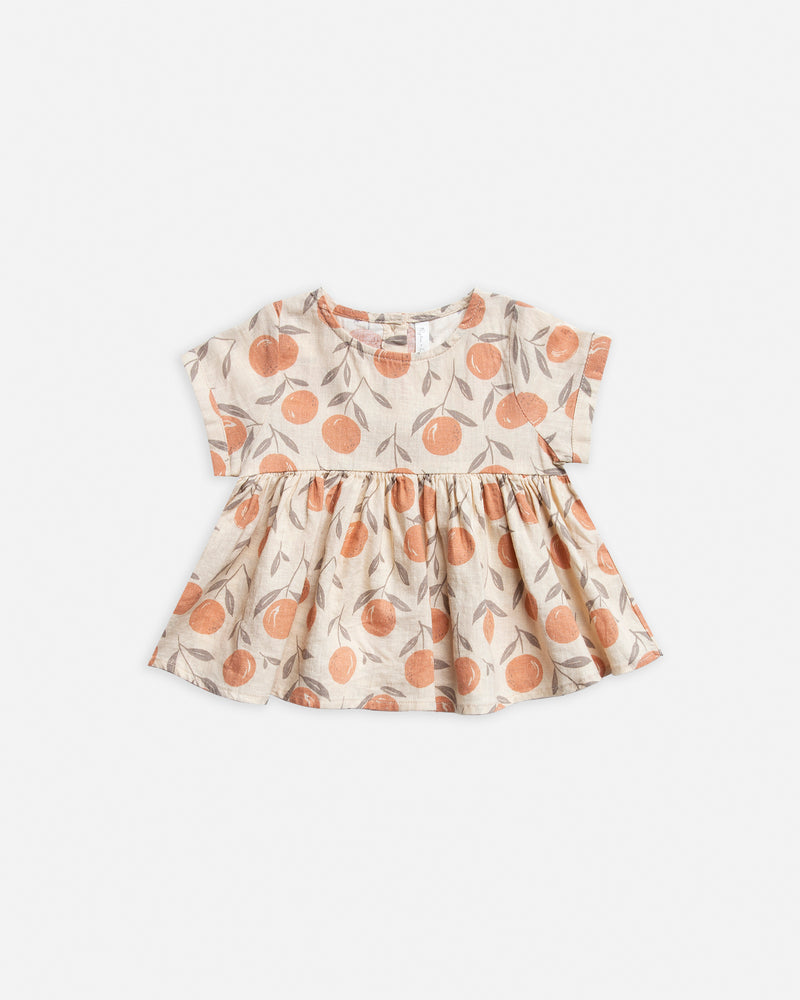 Jane Blouse || Peaches - Rylee + Cru