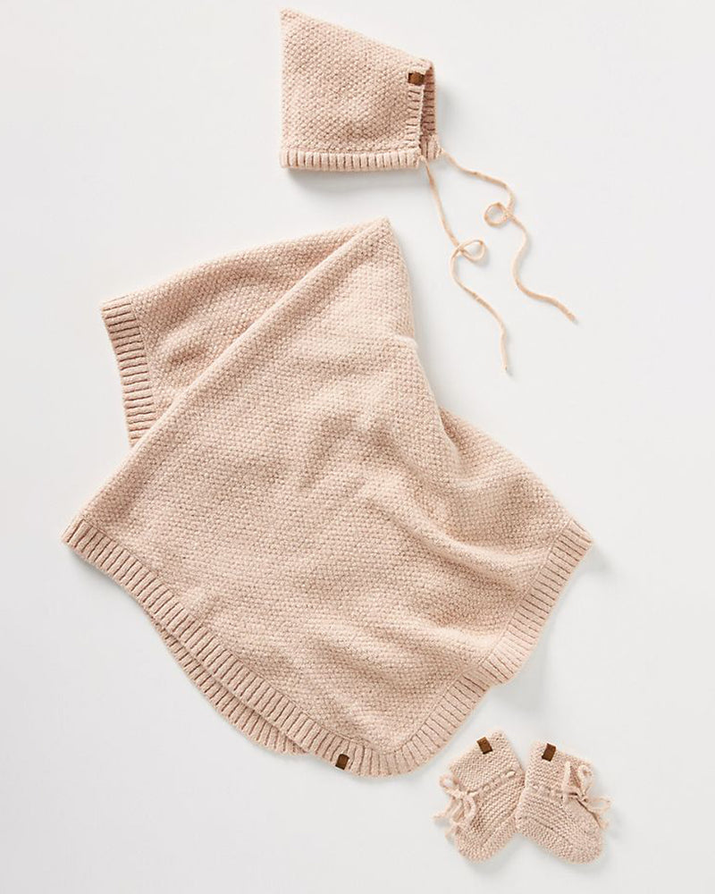 Baby Gift Set | Oat - Rylee + Cru | Kids Clothes | Trendy Baby Clothes | Modern Infant Outfits |