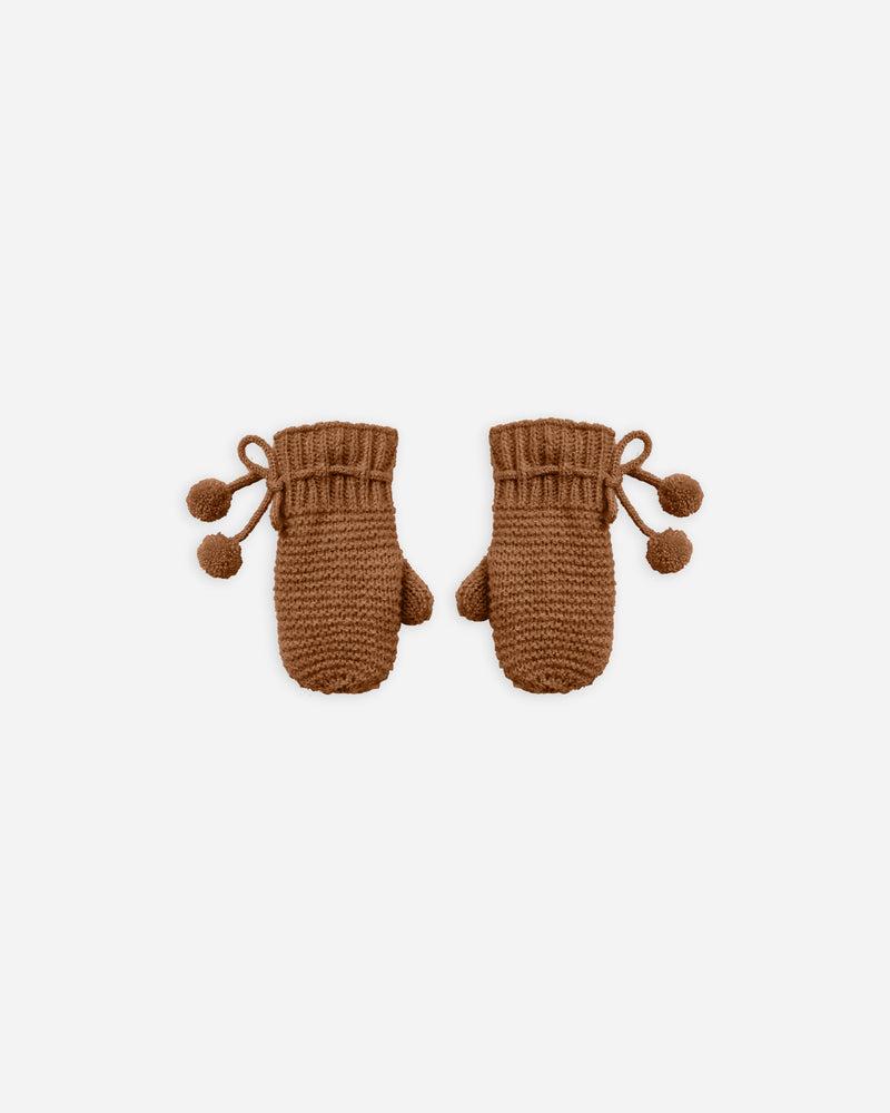 mittens || cinnamon - Rylee + Cru | Kids Clothes | Trendy Baby Clothes | Modern Infant Outfits |