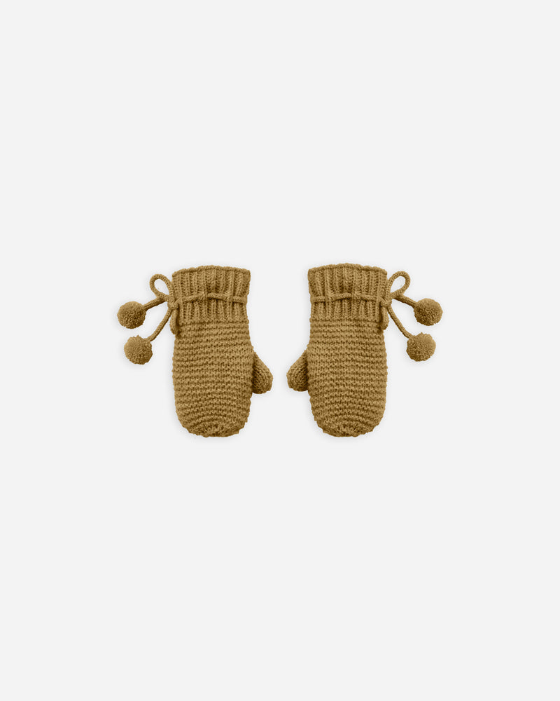 mittens || goldenrod - Rylee + Cru | Kids Clothes | Trendy Baby Clothes | Modern Infant Outfits |