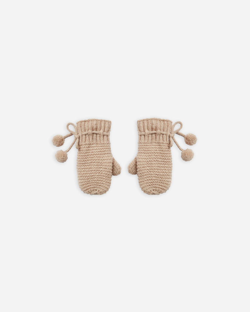 mittens || oat - Rylee + Cru | Kids Clothes | Trendy Baby Clothes | Modern Infant Outfits |
