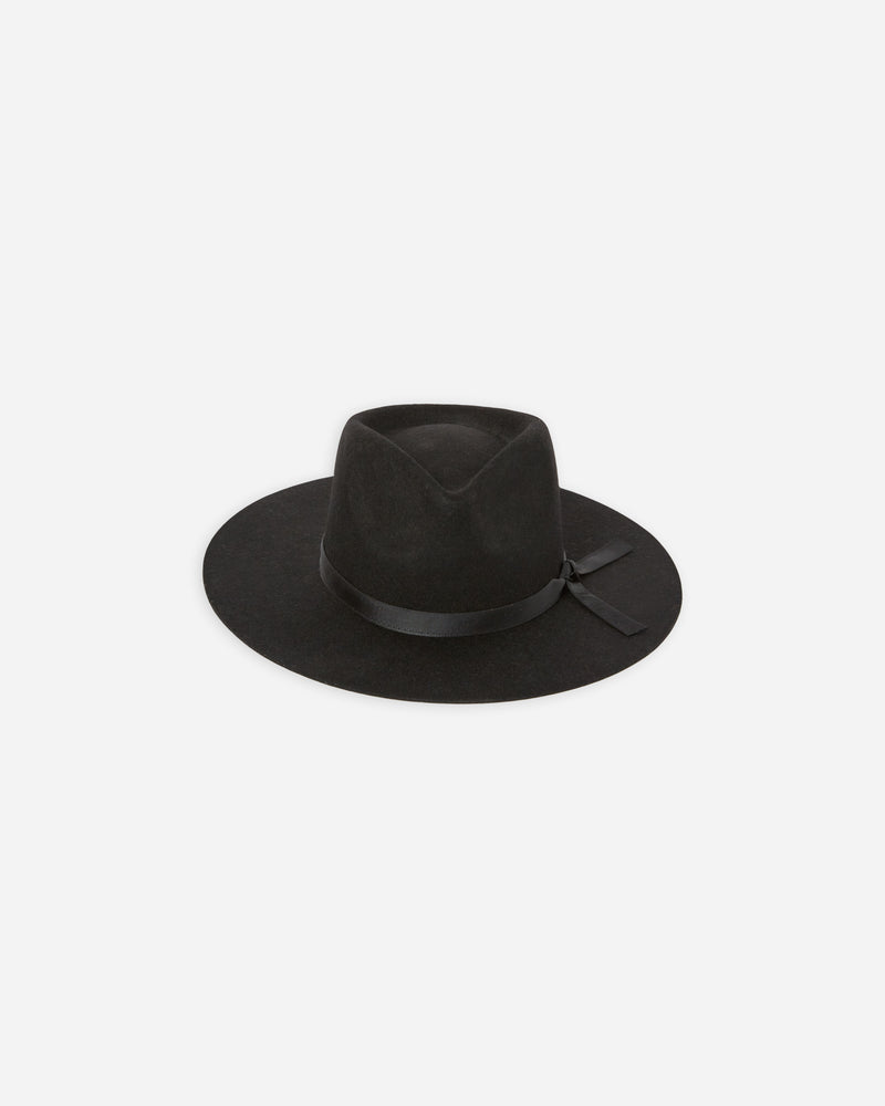 rancher hat || black - Rylee + Cru