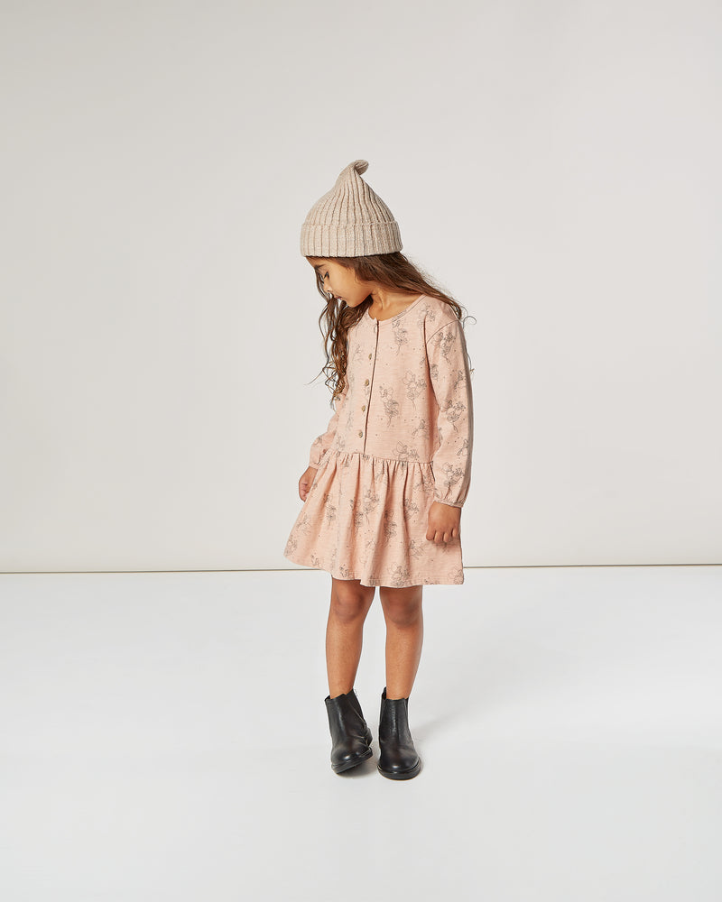 button up dress || fairies - Rylee + Cru