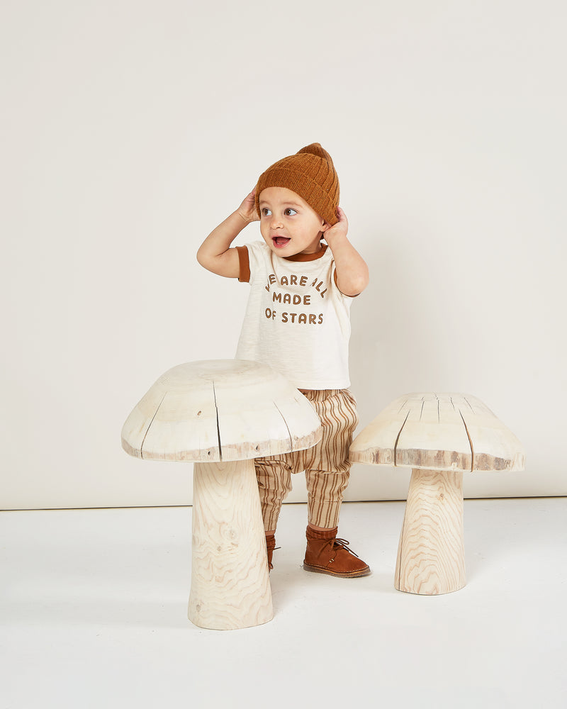 hawthorne trouser || cinnamon stripe - Rylee + Cru | Kids Clothes | Trendy Baby Clothes | Modern Infant Outfits |