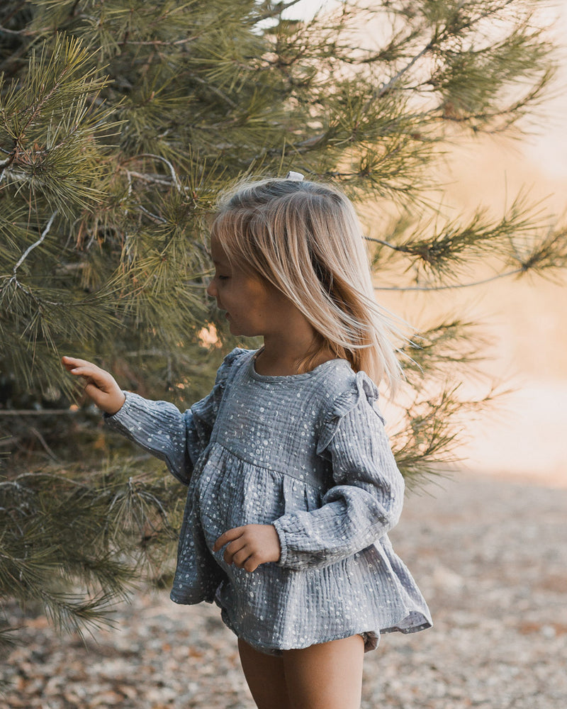 piper blouse || moondust - Rylee + Cru