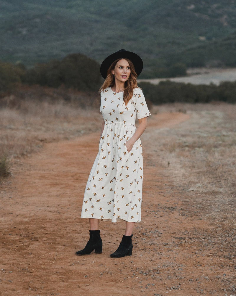 kat dress | songbirds - Rylee + Cru