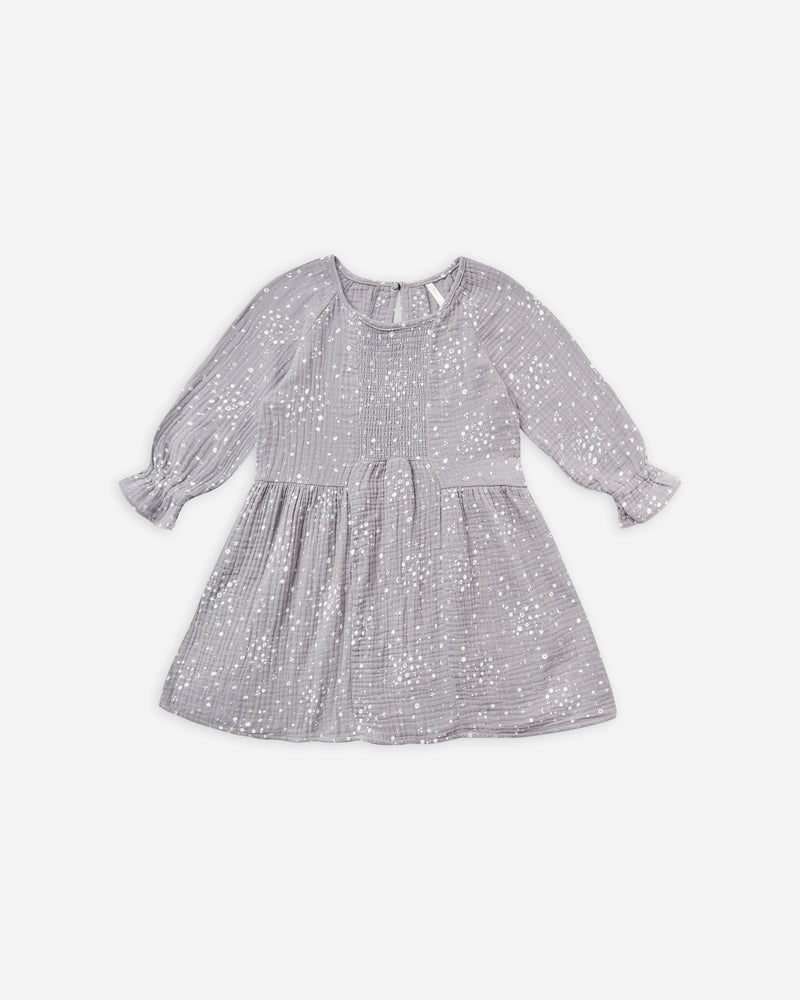sadie dress || moondust - Rylee + Cru