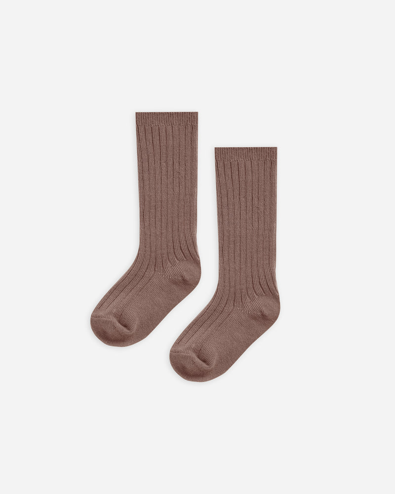 knee sock set || wine, goldenrod, forest - Rylee + Cru