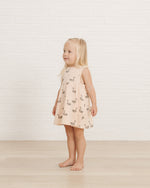 Layla Dress || Swans - Rylee + Cru