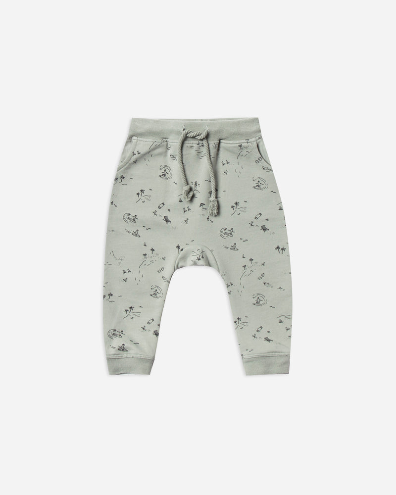 sweatpant || beach town - Rylee + Cru | Kids Clothes | Trendy Baby Clothes | Modern Infant Outfits |