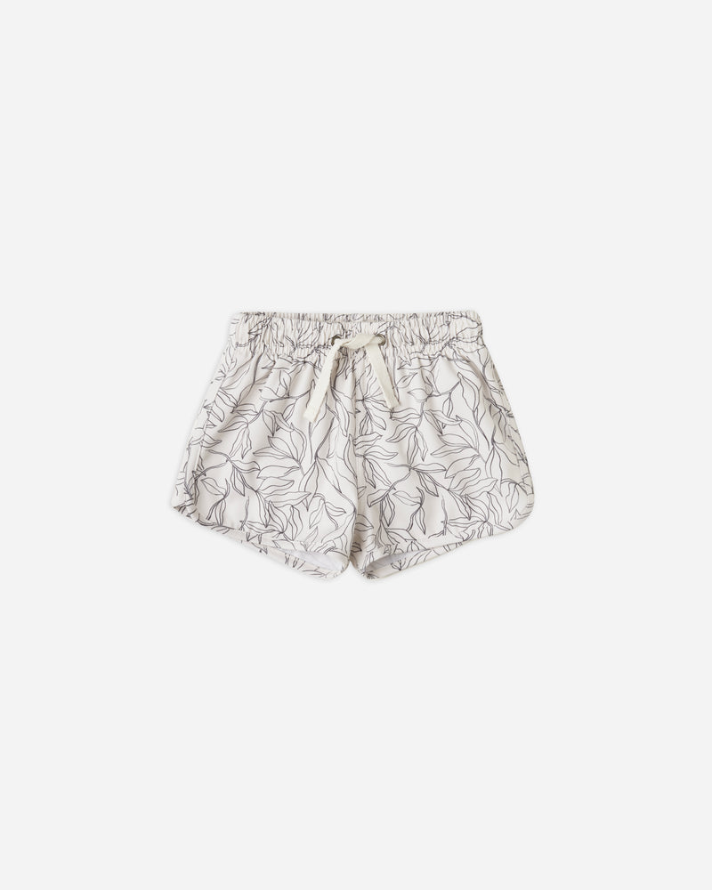 swim trunk || fern - Rylee + Cru | Kids Clothes | Trendy Baby Clothes | Modern Infant Outfits |