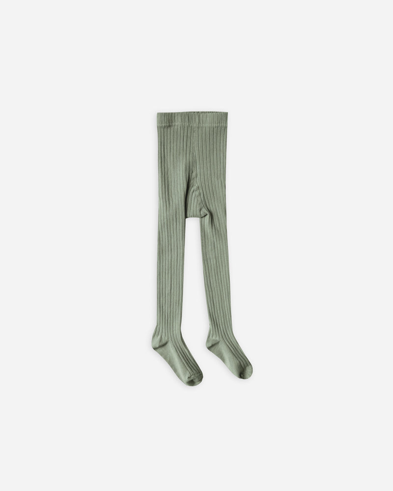 solid ribbed tights || olive - Rylee + Cru | Kids Clothes | Trendy Baby Clothes | Modern Infant Outfits |