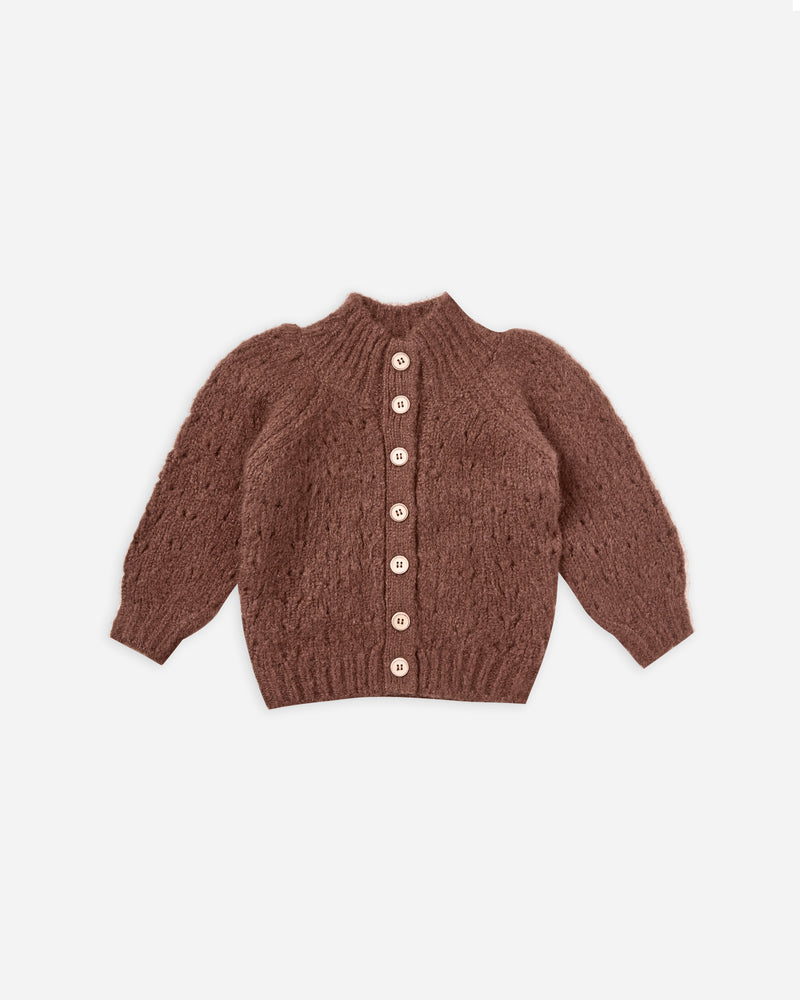 tulip sweater || wine - Rylee + Cru