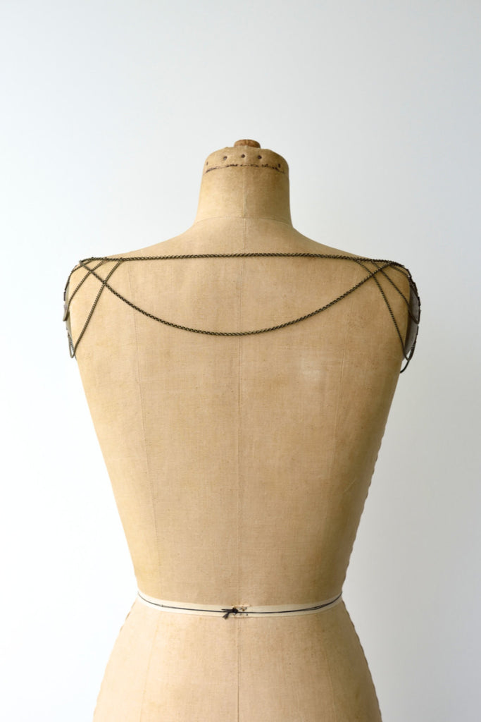 Astra Broad Collar Body Chain
