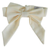 Pastel Yellow French Bowtie
