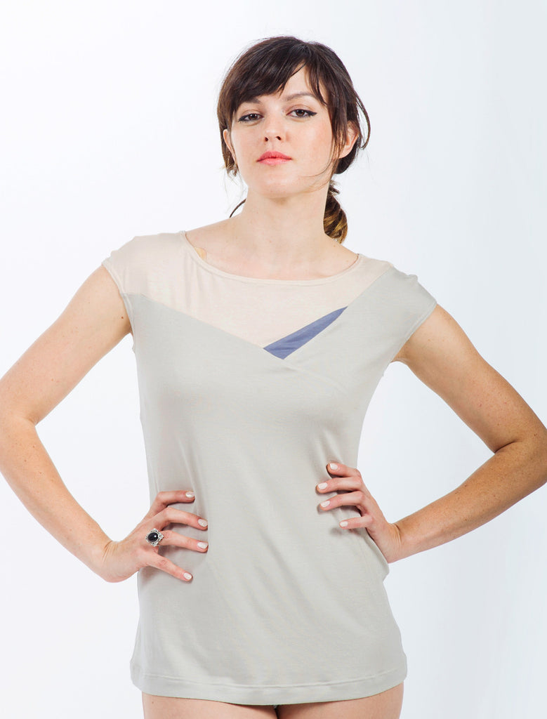 Facet Blouse
