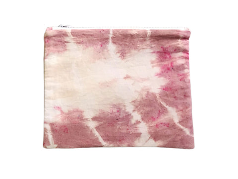 Pink Blush Hand Dyed Class Clutch