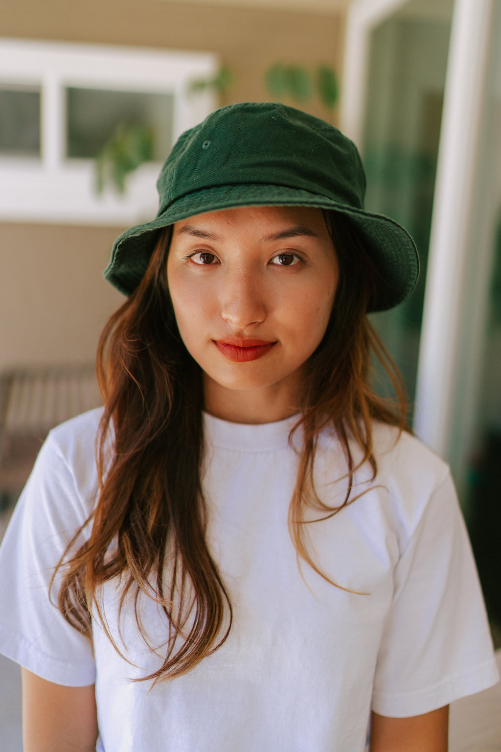 Teagan Bucket Hat - Forest
