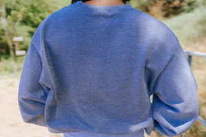 Artesia Vintage Cropped Yellowstone Sweatshirt
