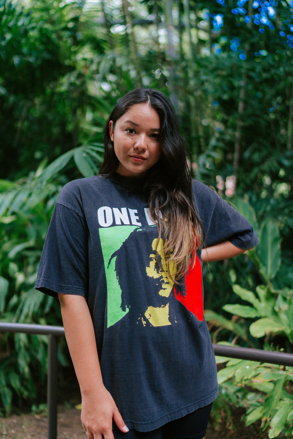 Artesia Vintage One Love Tee