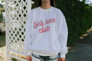 Self Love BF Sweatshirt